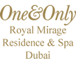 Dubai - hotel One & Only Royal Mirage - Residence & Spa - logo