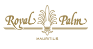 Ile Maurice - hotel Royal Palm - logo